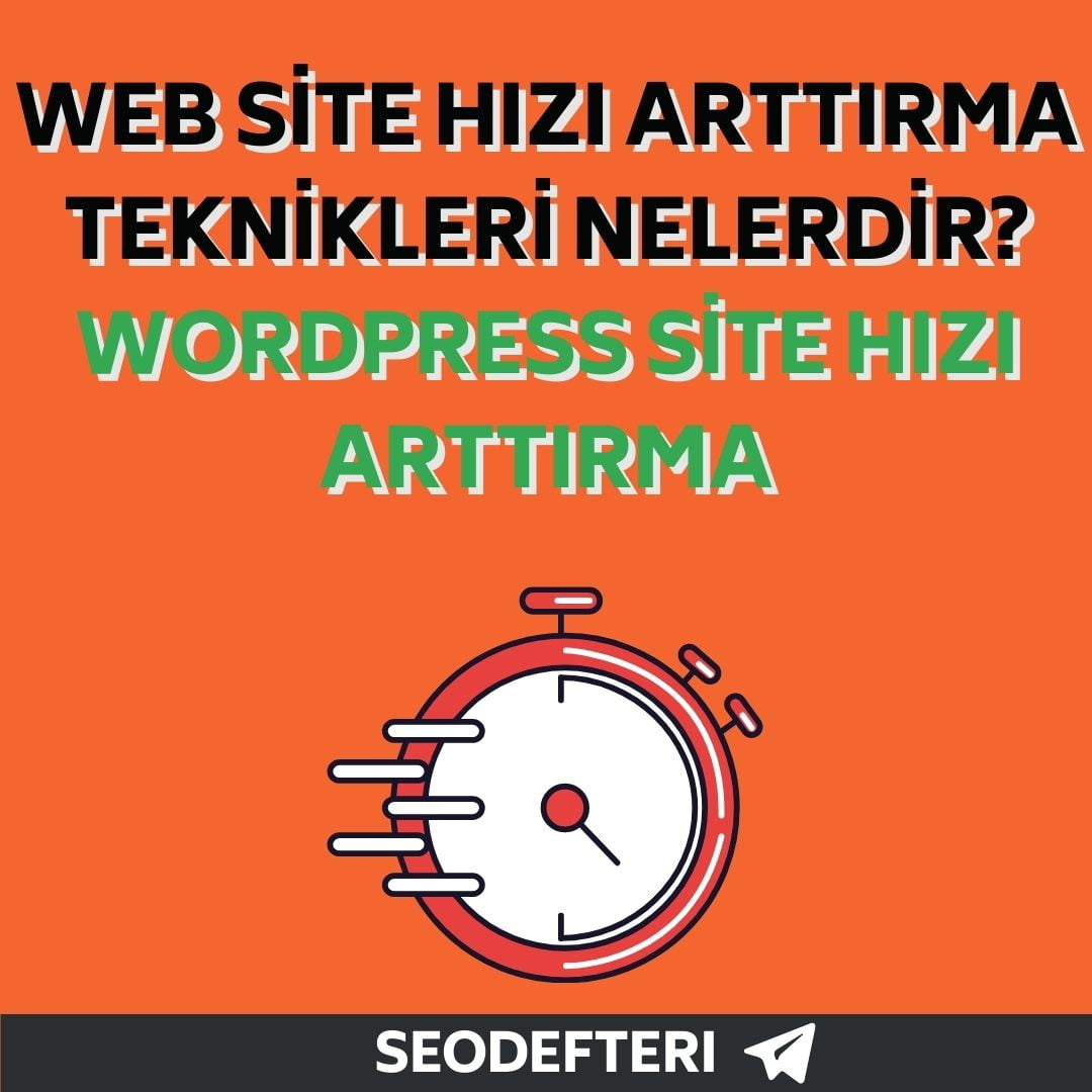 web-site-hizi-arttirma-teknikleri