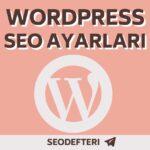 wordpress-seo-ayarlari