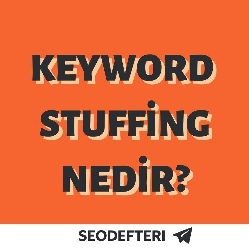 keyword-stuffing-nedir